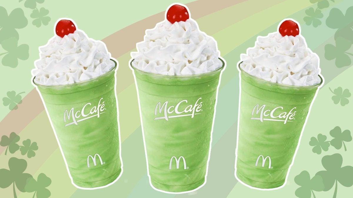 mcdonalds milkshake recept