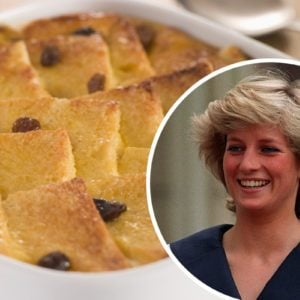 We Tried Princess Diana's Favorite Bread Pudding Recipe. Here's What We Thought