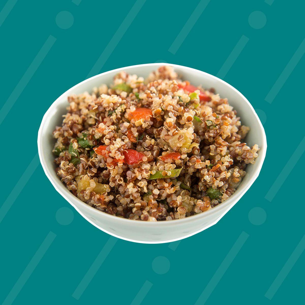 Safeway: O Organics Mediterranean Style Quinoa with Brown Rice