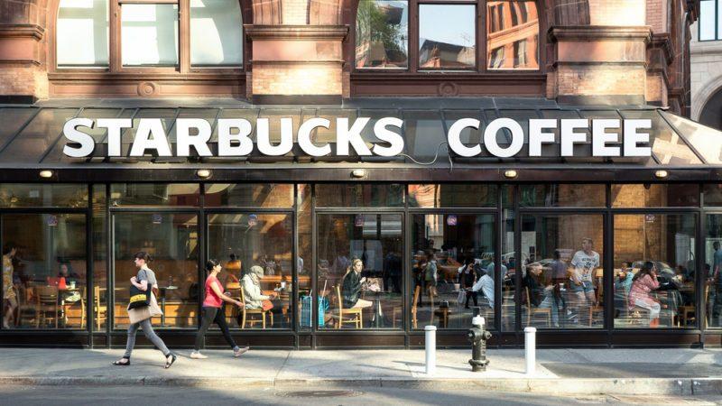 starbucks in new york city