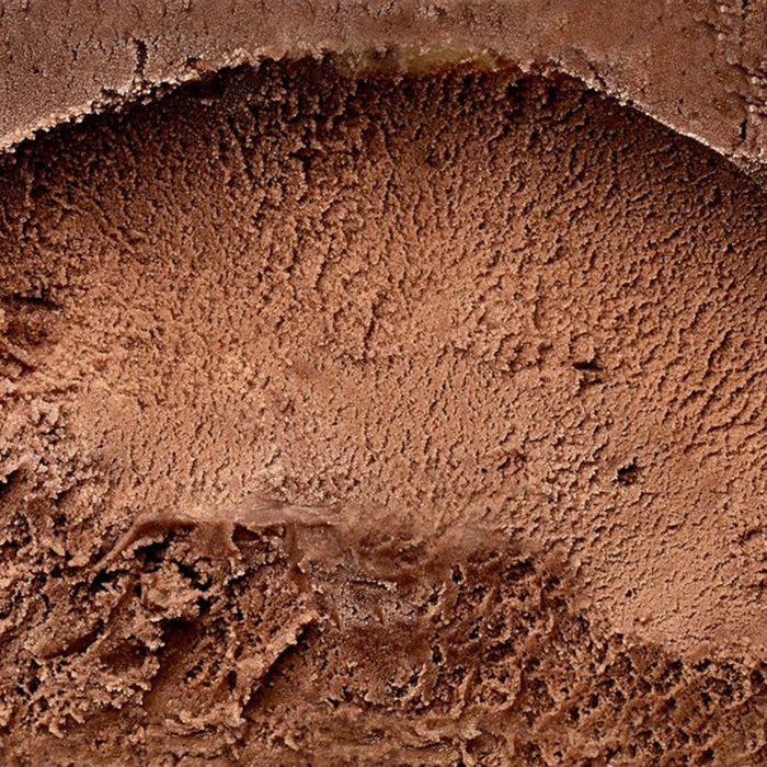Chocolate ice cream