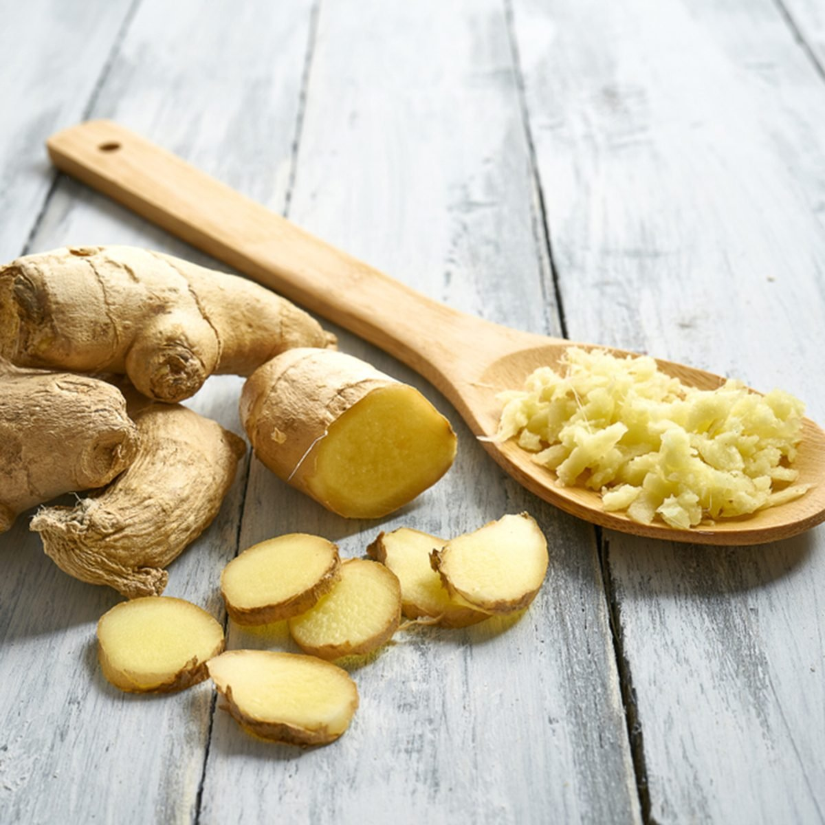Heres How To Peel Fresh Ginger Without A Peeler | HuffPost