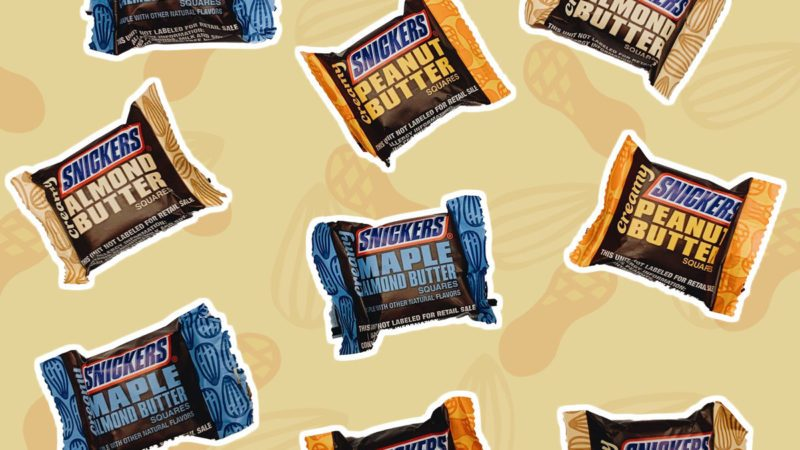 new creamy snickers flavors