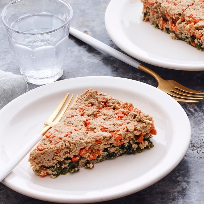 Two Layer Gefilte