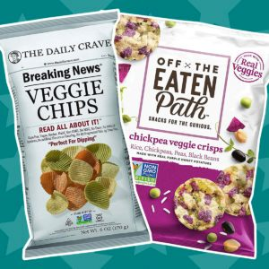 10 Veggie Chips That Make the Perfect Crunchy Snack