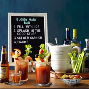 How to Build the Best-Ever Bloody Mary Bar