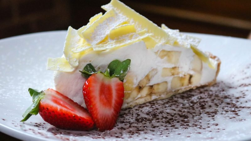 Soby's banana cream pie