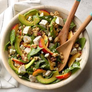 18 Healthy Salad Topping Ideas
