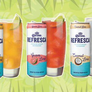 corona refresca malt beverage
