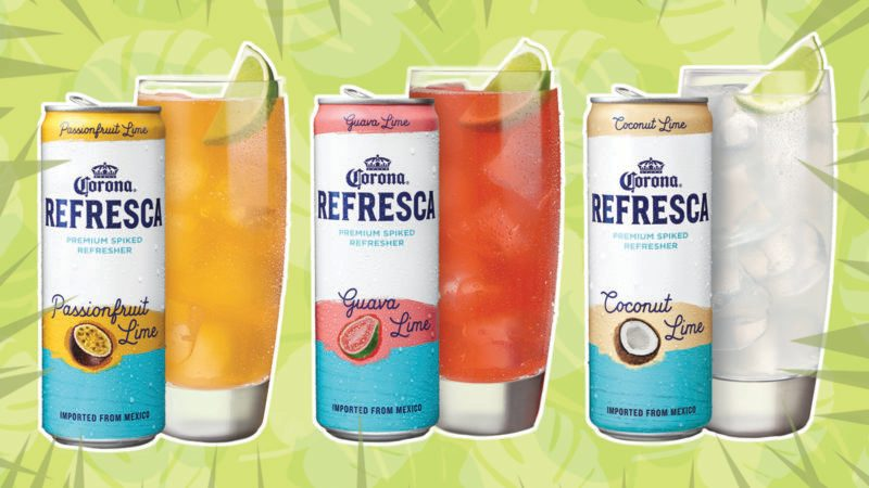 Corona Refresca Is a New Tropical