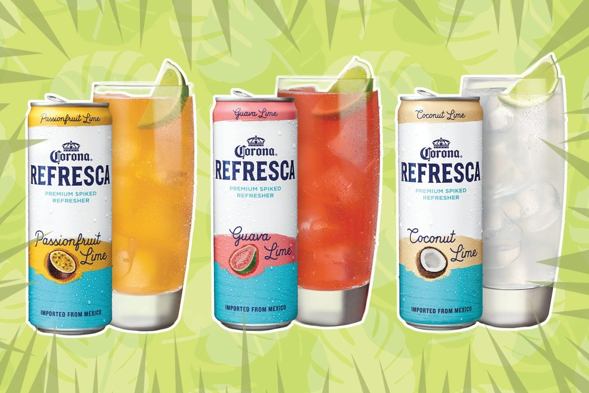 Corona Refresca Is The Best Tropical Beverage For Summer