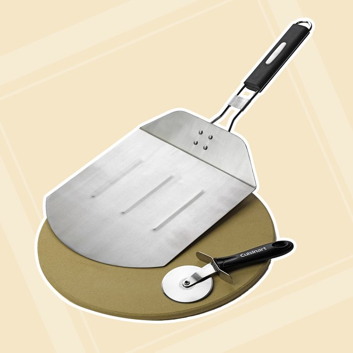 Cuisinart Cps 445 Pizza Grilling Set