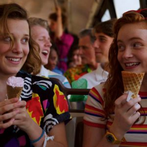Our Favorite Stranger Things Characters as Ice Cream Flavors