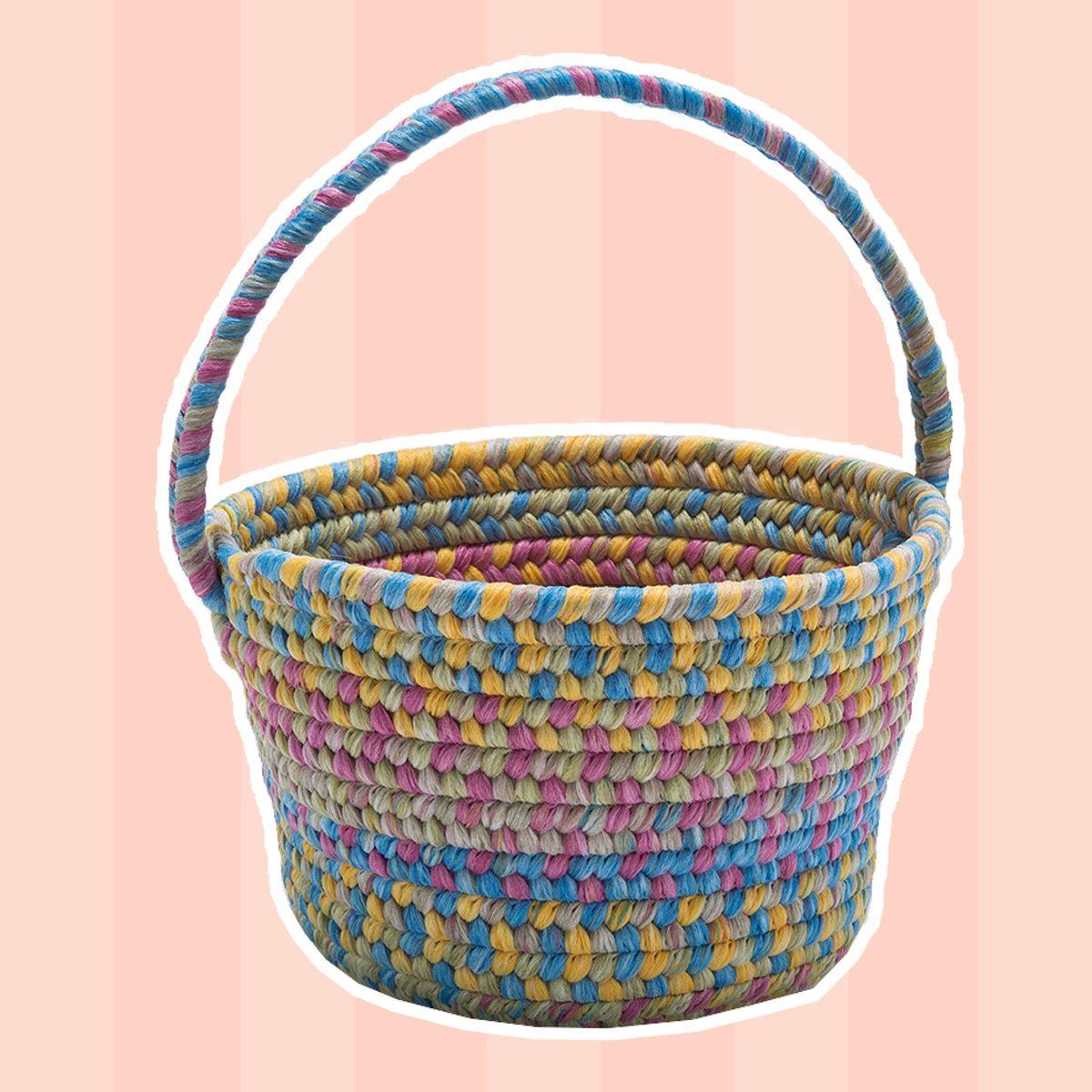 Easter Spring Basket