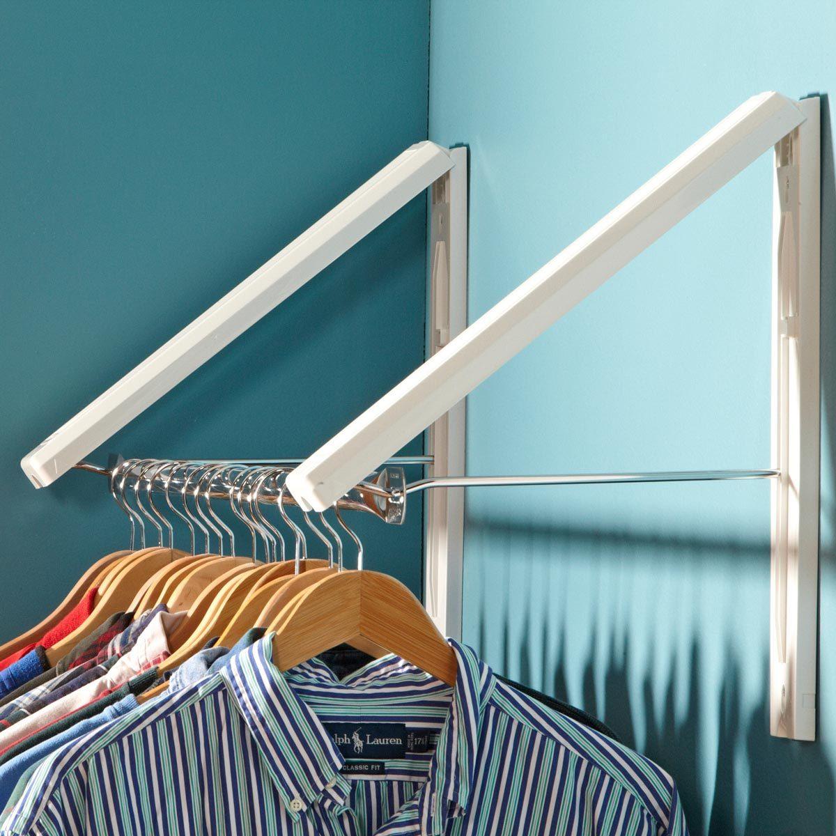 Above Units Clothes Storage