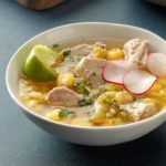 Green Chile Posole