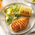 Grilled Buttermilk Chicken
