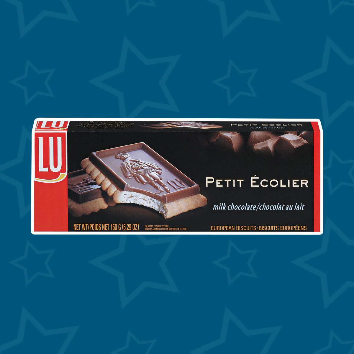 LU Cookies Le Petit Ecolier Milk Chocolate