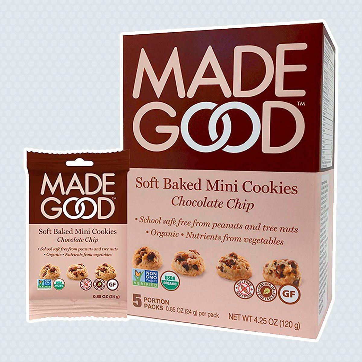 Made Good Mini Chocolate Chip Cookies