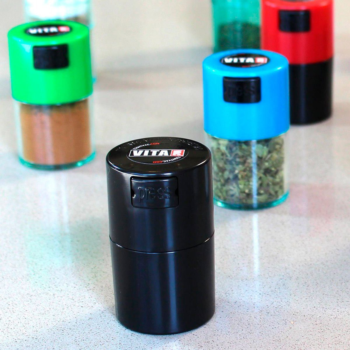 Vacuum Seal Mini Storage Container