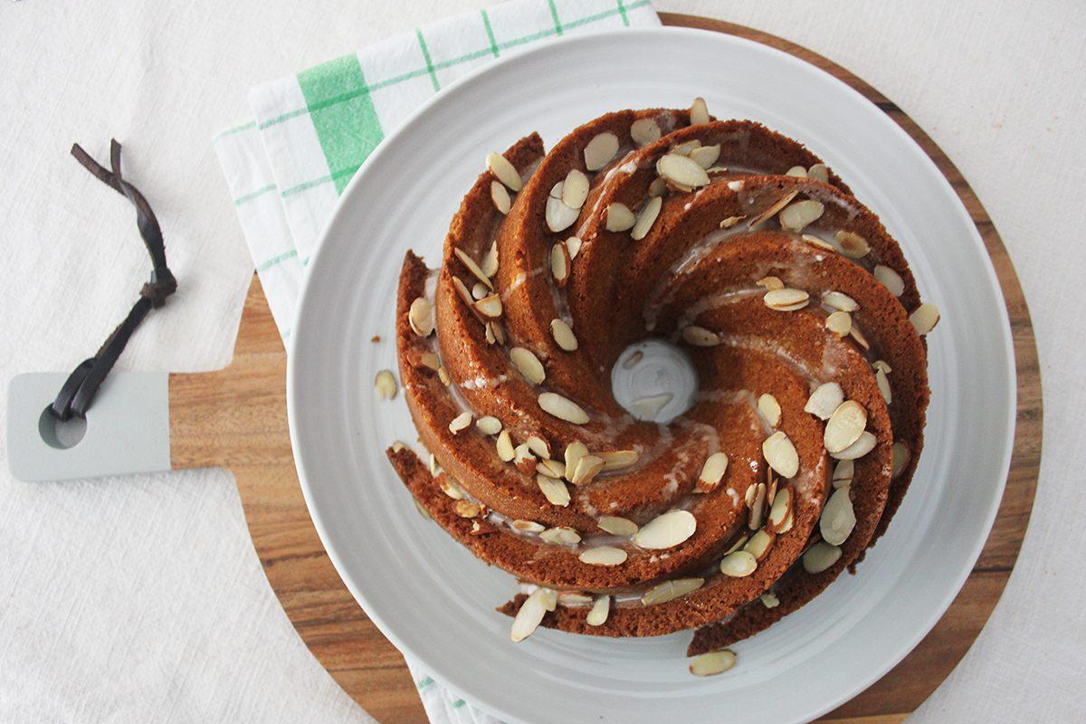 How To Make Olive Oil Cake Taste Of Home