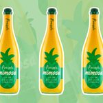 This Pineapple Mimosa From Aldi Makes It Feel Like Summer Is Starting Right Now