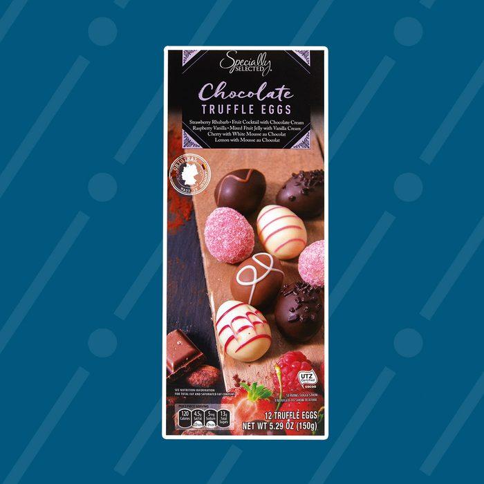 Chocolate Truffle Eggs