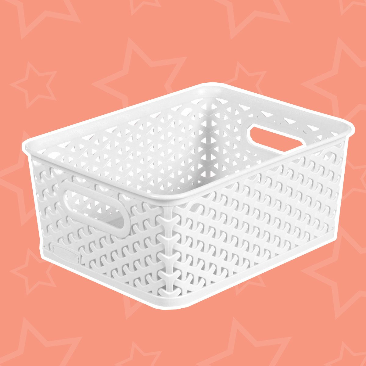 Y-Weave Storage Basket