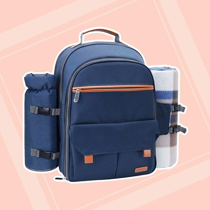 Sunflora Backpack Insulated Waterproof Outdoor