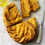 Sweet Potato and Pesto Slow Cooker Bread