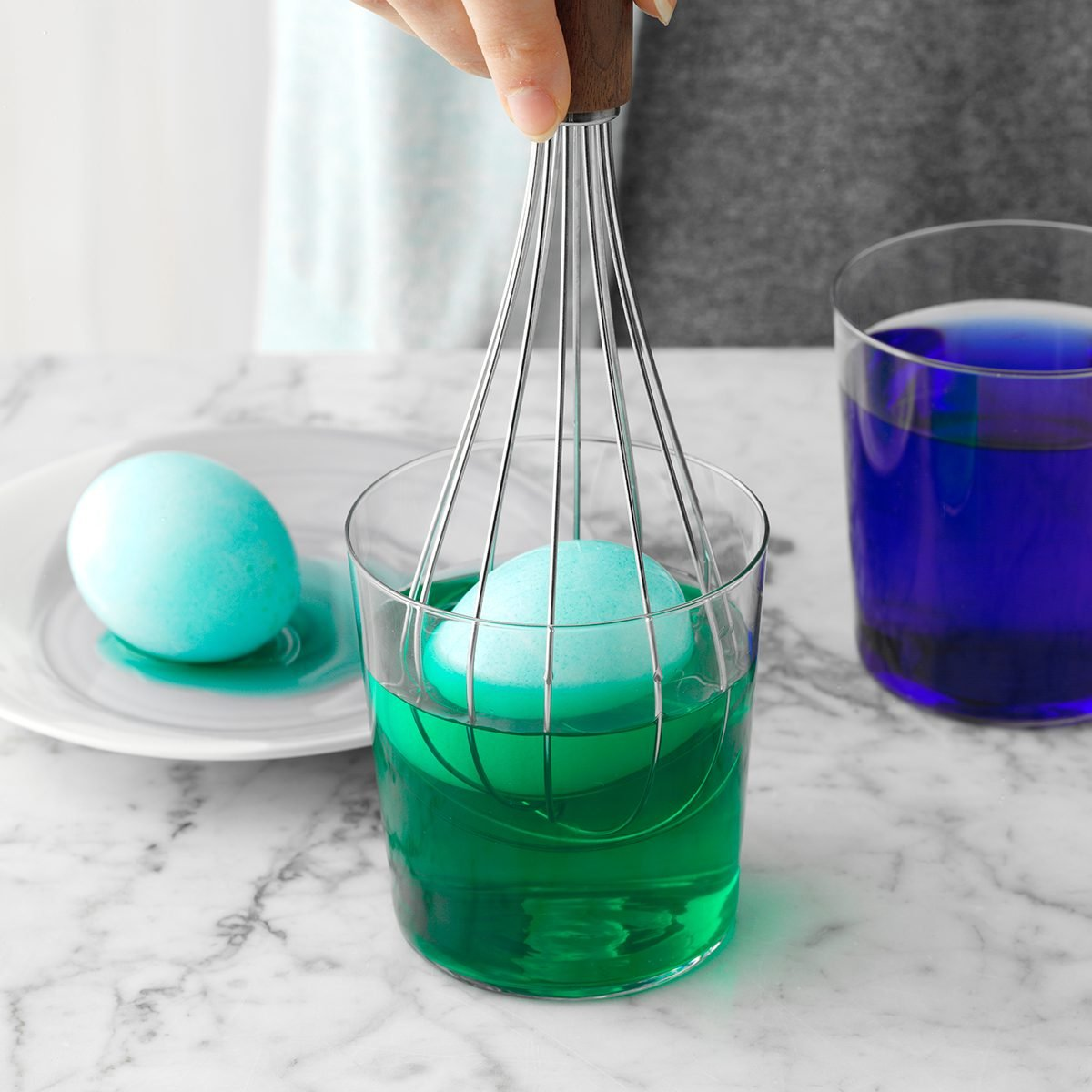 A Step By Step Guide To Dyeing Easter Eggs With Food Coloring