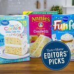 The Best Confetti Cake Mix Might Surprise You