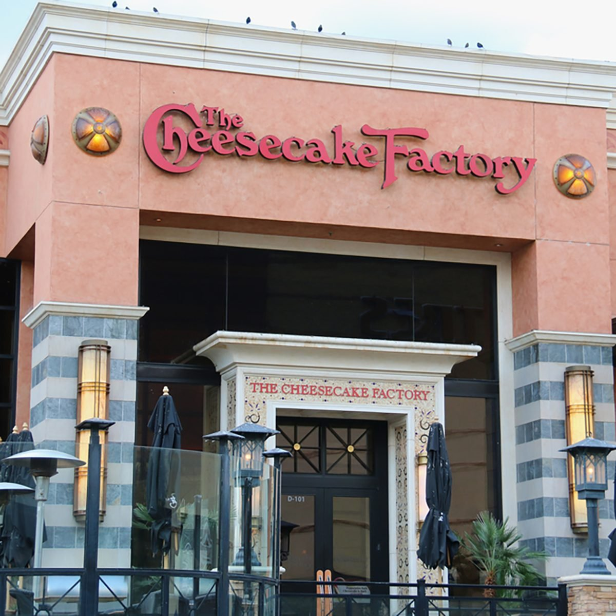 The Cheesecake Factory is a distributor of cheesecakes and restaurant in the United States