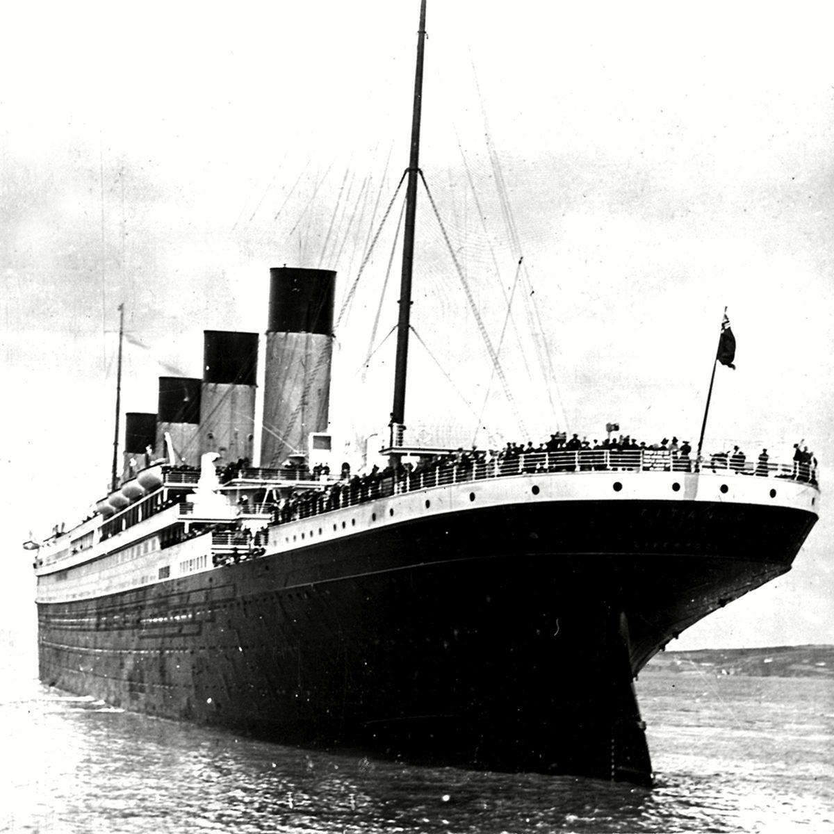 12 Amazing Foods People Ate Aboard the Titanic