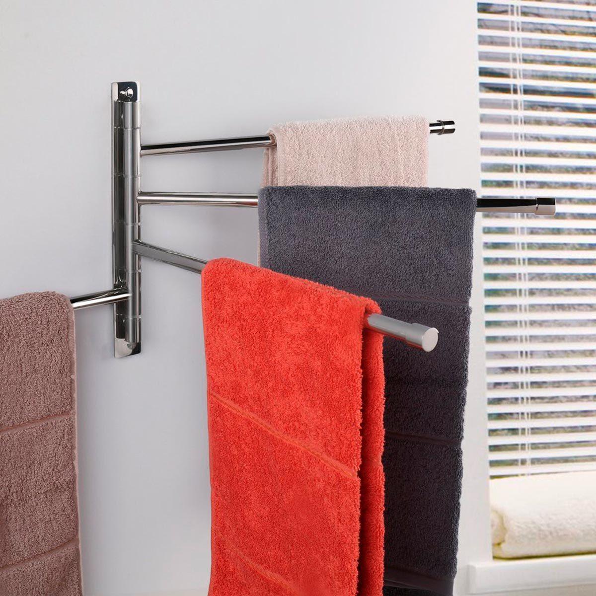 Purchase a Swivel Towel Bar