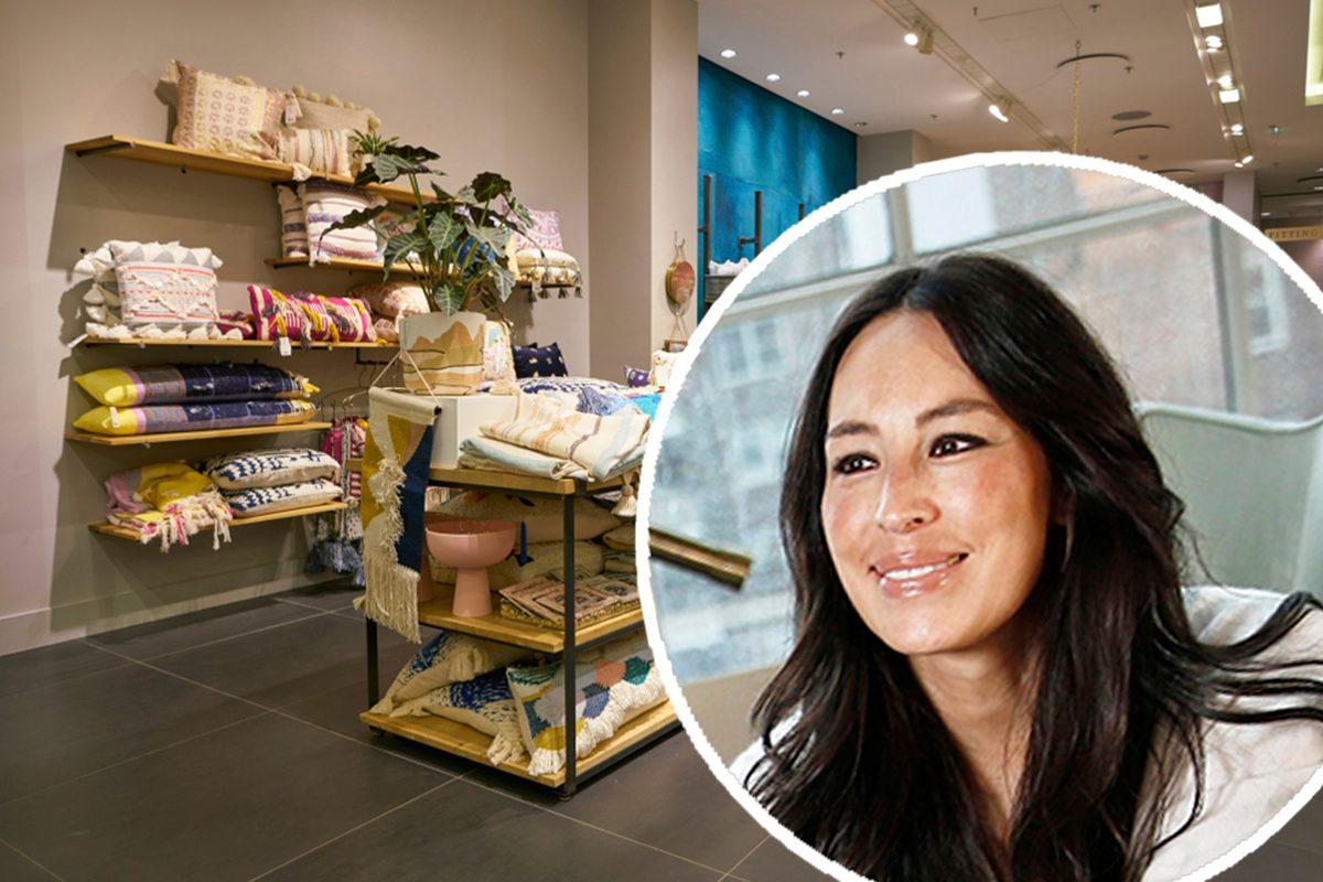 is joanna gaines an interior designer salary