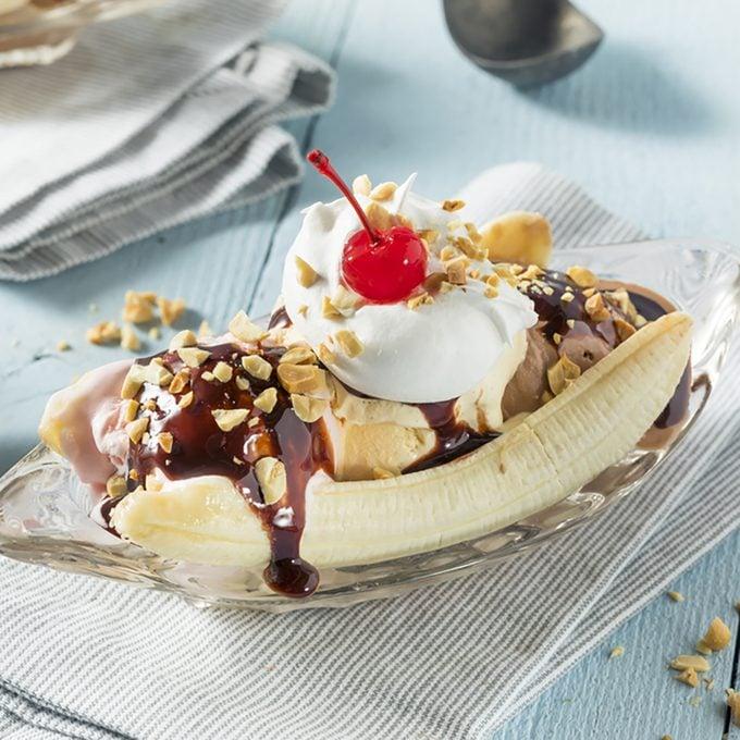 1900s: Banana Split