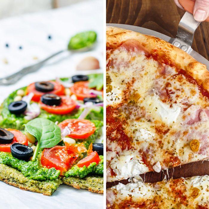 Zucchini for Pizza Crust