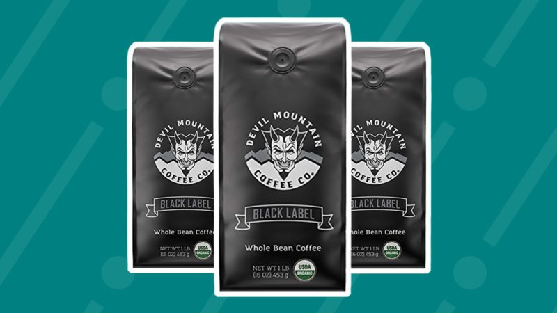 bag of devil mountain coffee
