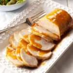 Pressure Cooker Teriyaki Pork Roast