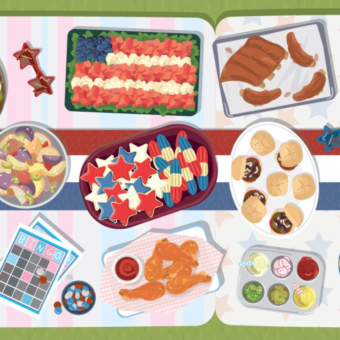 How to Host the Most Spectacular 4th of July Party