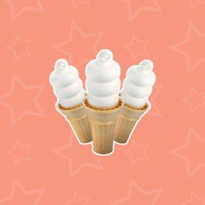 dairy queen ice cream