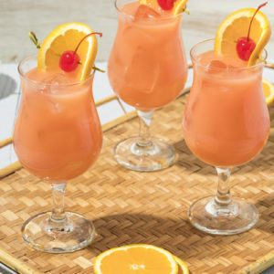 How to Make a New Orleans-Style Hurricane Cocktail