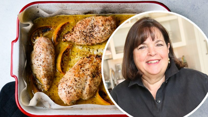 Mandatory Credit: Photo by Talaya Centeno/Penske Media/REX/Shutterstock (6056064j) Chef Ina Garten at her East Hamptons home. Ina Garten, East Hampton