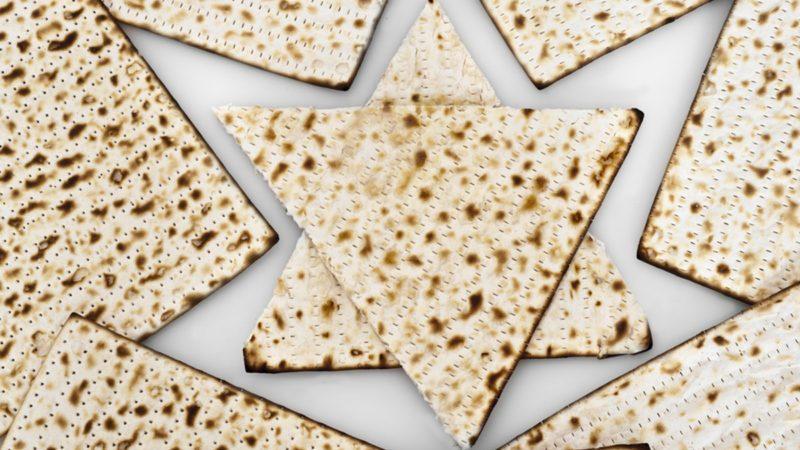 matzah bread that's kosher for passover
