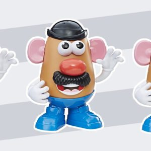 Goodbye, Mr. Potato Head—Hasbro Just Announced the New (Trendier) Replacement