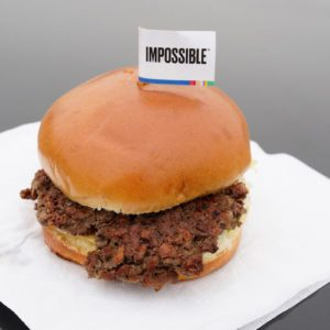 Here's What's Really in an 'Impossible' Burger