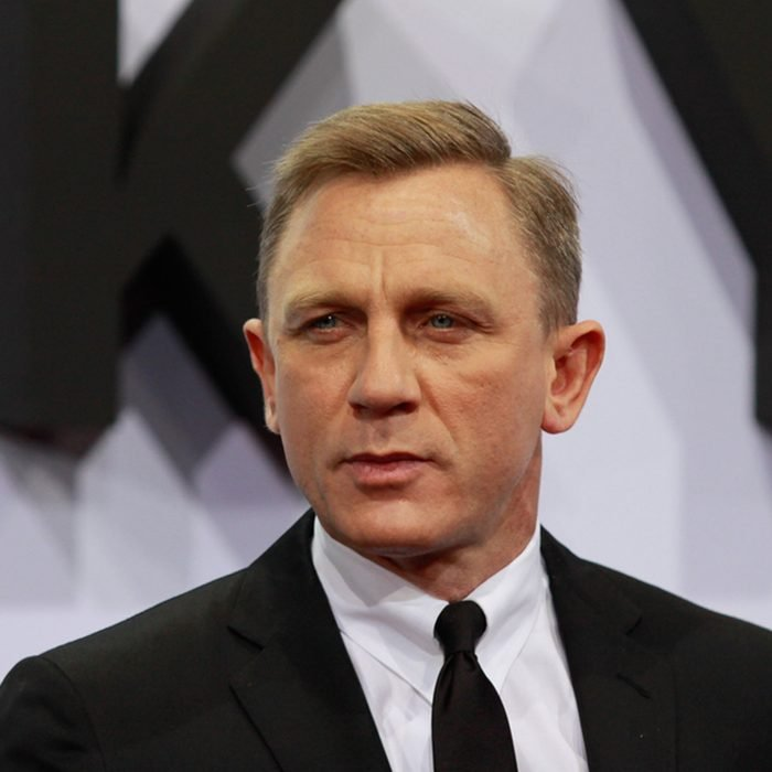 """actor Daniel Craig attends the Germany premiere of James Bond 007 movie """"Skyfall"""" at the Theater am Potsdamer Platz on October 30, 2012 in Berlin, Germany"""