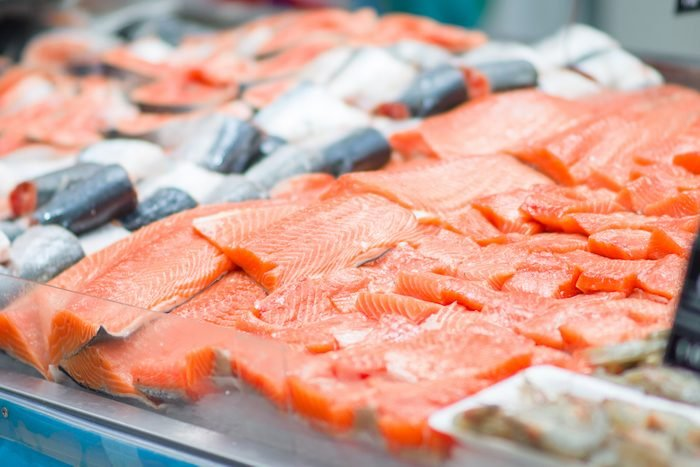 best fish to buy on ice in the supermarket