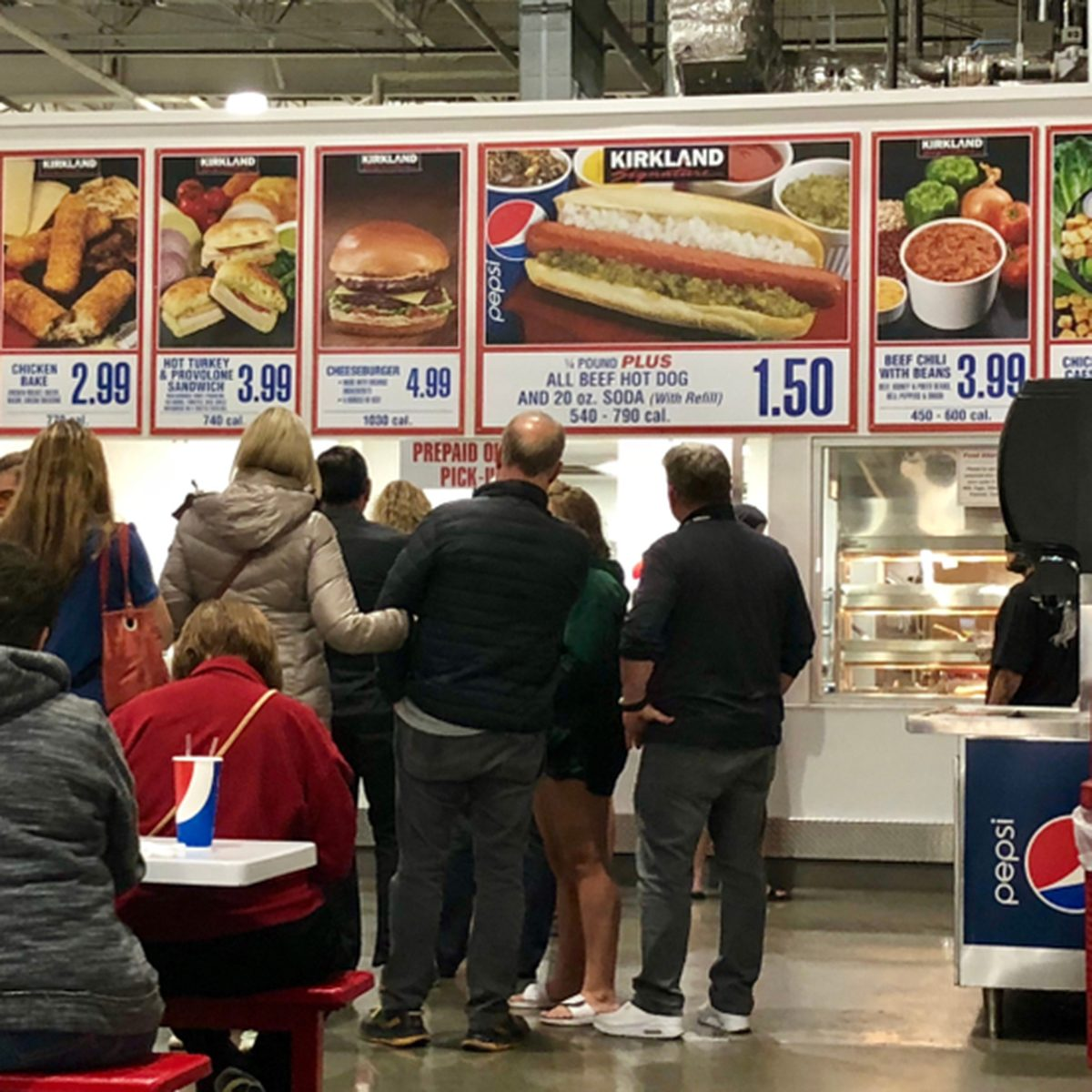 20 Things You Never Knew About Costco Food Courts | Taste of